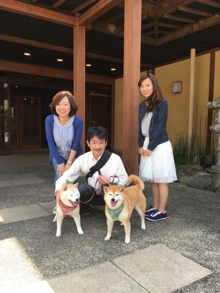 2016.5.1 エルちゃん(13歳母)♡こはるちゃん(8歳娘)