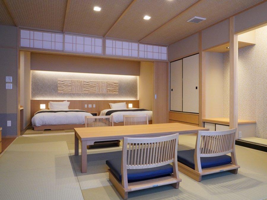 新■温泉半露天風呂付特別室■最上階琵琶湖一望「月あかり」禁煙