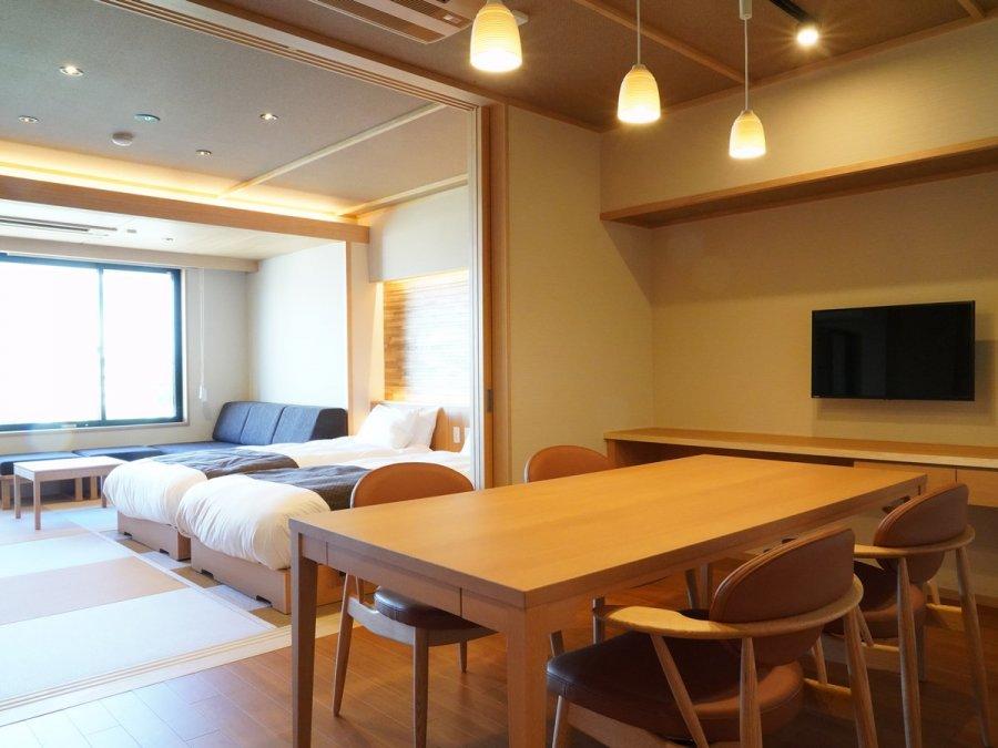新■温泉半露天風呂付特別室■最上階琵琶湖一望「星あかり」禁煙