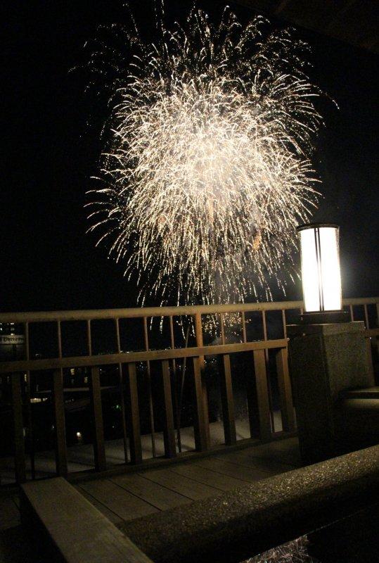 2016年 おごと温泉納涼花火大会