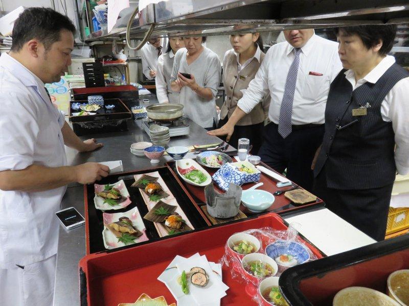 料理説明会2016神無月
