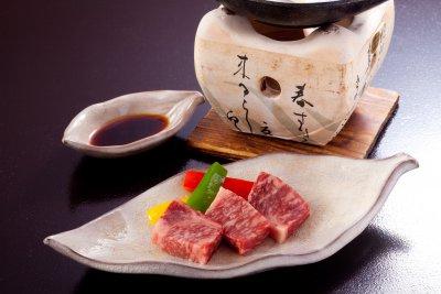 近江牛一口ステーキ