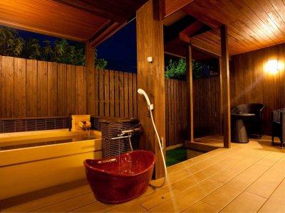 露天風呂付和室「ことね」2