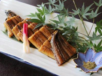 琵琶湖産 鰻の蒲焼